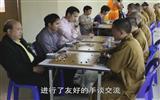 我寺赴新加坡、泰国进行围棋交流