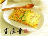 南瓜黄金薄饼