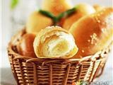 清香橙皮面包