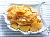 朴素的土豆片