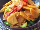 鲜香土豆片